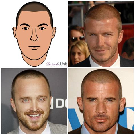 does a buzz cut look good with an oval face shape for men military buzz cut haircuts what are they best styles