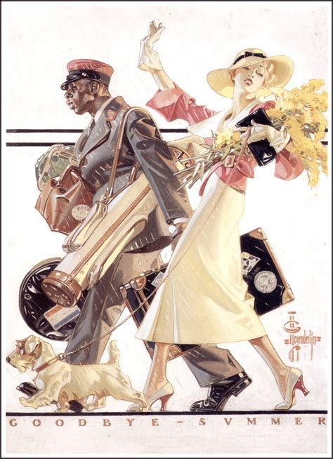leyen decker featured artist jc leyendecker