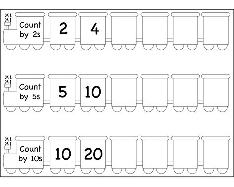 printable math worksheets counting by 5 printable skip count by 5 worksheets activity shelter