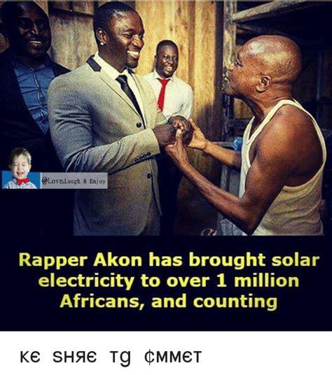Rapper Akon Has Three by Akon Memes Of 2016 On Sizzle
