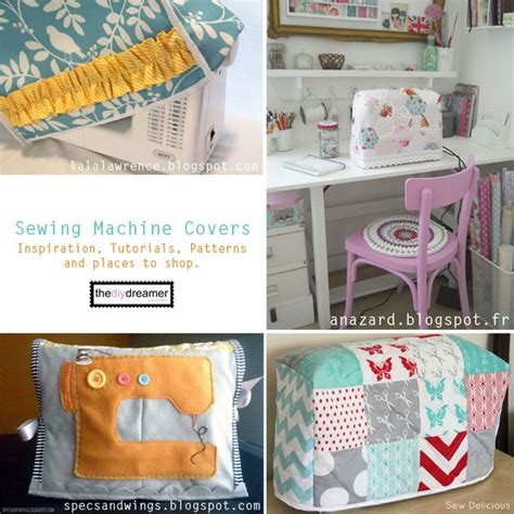 diy cover pattern sewing machine covers the d i y dreamer