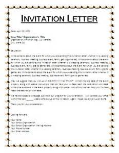how to write invitation letter for us tourist visa invitation letter to usa reglementdifferend