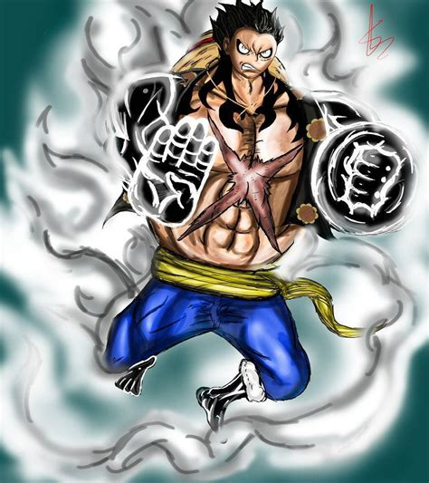 4 Anime One by Gear Fourth Wallpapers Wallpaper Cave
