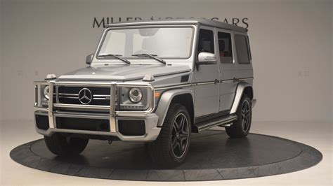 used 2016 mercedes g class g 63 amg greenwich ct