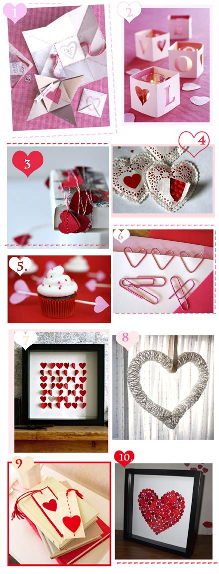 Handmade Gifts For Valentines Day - made handmade