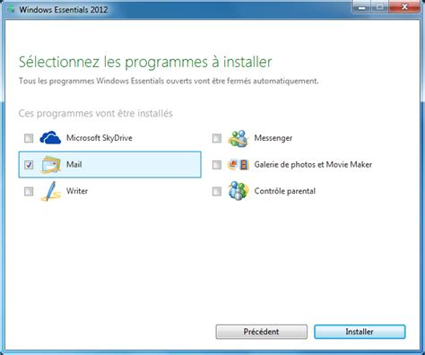 windows live mail mobile 535 windows live mail windows t 233 l 233 charger