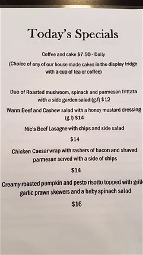 nic s picture of nic s cafe and catering mount barker