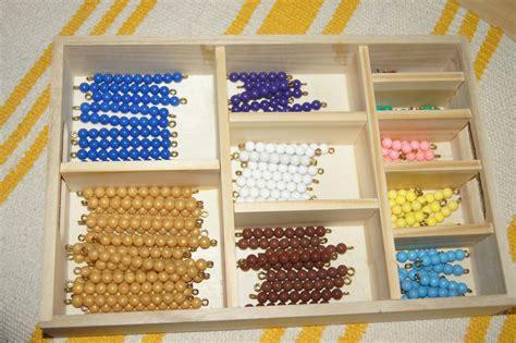 When Did Start Using Search Early Montessori Math Materials Montessori Math At Home