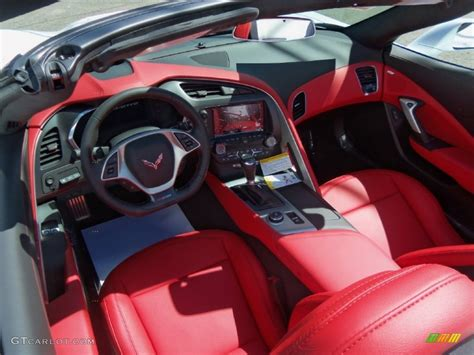 Corvette Z06 Interior by Adrenaline Interior 2016 Chevrolet Corvette Z06