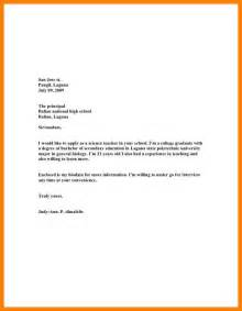 Letter College Principal 12 How To Write A Letter To Principal Of College Joblettered
