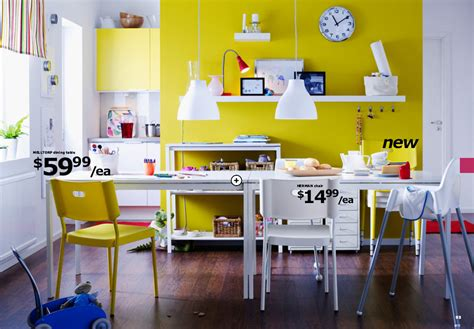 Ikea Dining Rooms by Ikea 2010 Catalog
