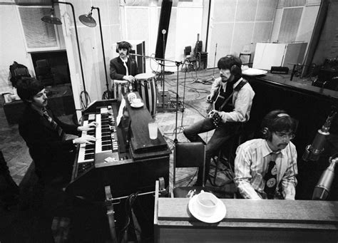 Back In Studio by The Beatles Sgt Pepper S Lonely Hearts Club Band Album