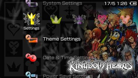 sonata on themes of kingdom hearts theme psp download psp sharing