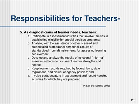 for teachers ppt supervision competencies for teachers who direct
