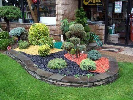 Small Pebble Garden Ideas Pietre Per Giardino Progettazione Giardino