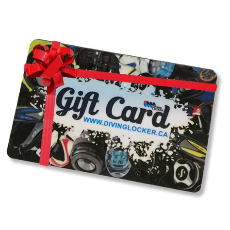 Buy Gift Cards Online Canada - scuba diving gift card buy dive gear online canada