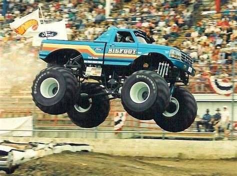 bigfoot 10 truck bigfoot 10 171 bigfoot 4 215 4 inc truck racing team