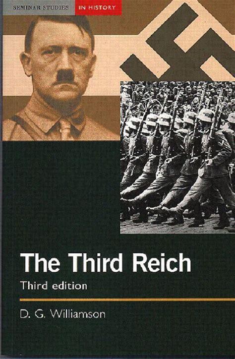the third reich pearson education the third reich