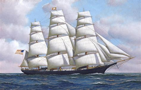 ship questions idioms what s the sailing ship equivalent for quot full