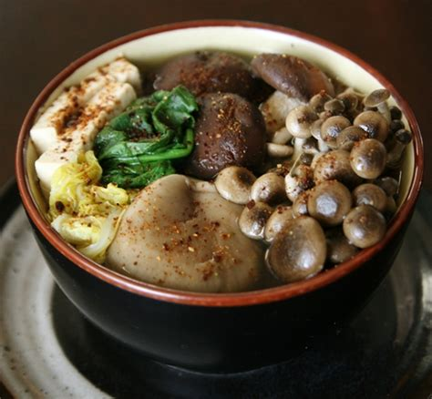 japanese hot pots comforting one pot meals japanese mushroom hot pot recipe nabe recipes udon