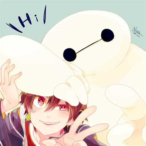 anime imagenes big big hero 6 disney image 1914091 zerochan anime