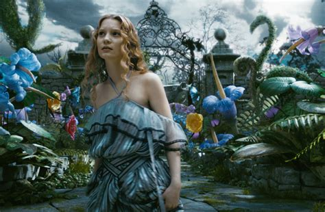 first look new alice in wonderland trailer wired