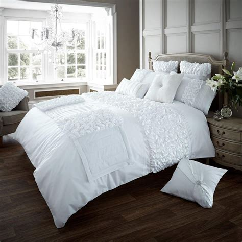 Verina Duvet Cover With Pillowcase Quilt Cover Bed Set Bed Duvet Covers