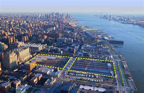 Home Design Companies Nyc Hudson Yards Project Breaks Ground