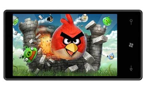 angry birds for windows phone lock screen angry birds game arrives on windows phone 7