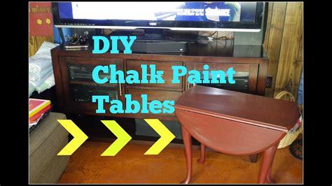 riaan diy chalk paint diy chalk paint tables