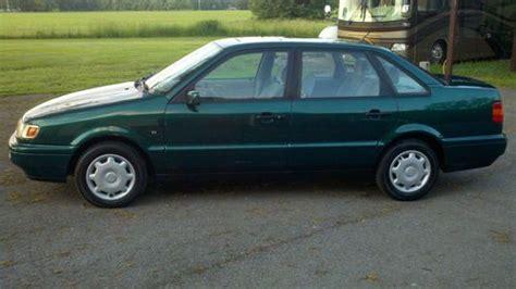 buy used 1996 volkswagen passat tdi sedan 4 door 1 9l in rochester new york united states
