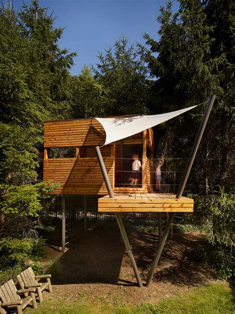 modern treehouse for a tree house contemporary philadelphia