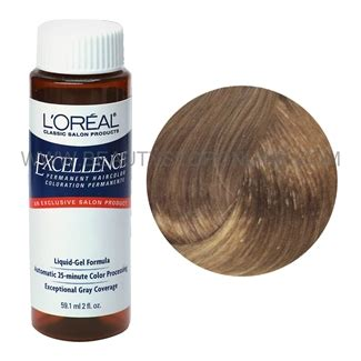 loreal matrix hair color l oreal excellence liquid gel permanent haircolor 9 1 l oreal excellence liquid chagne 8 1b stop