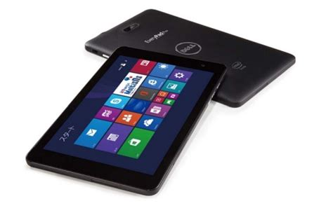 Tablet Windows 4g Lte dell debuts everypad pro windows 8 1 tablet with 4g lte