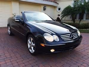 Mercedes Clk320 For Sale Sold 2004 Mercedes Clk320 Convertible For Sale By
