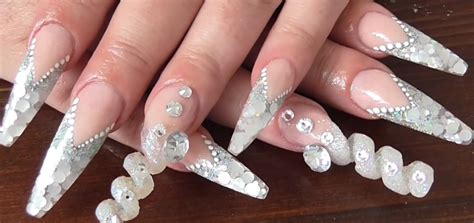 spiral pattern nails hot or not spiral nails