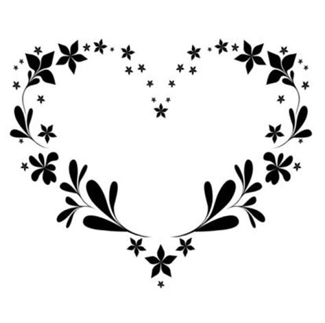 heart star tattoo designs and designs clipart best