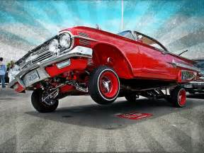 1960 chevy impala lowrider by anrandap on deviantart