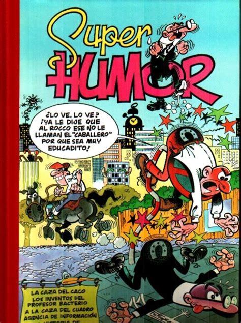 super humor mortadelo 31 issue