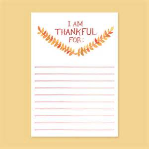i am thankful for cards set of 10 thanksgiving cards