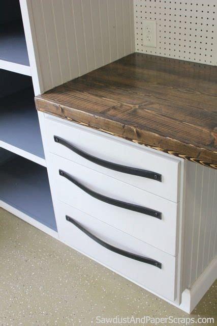 diy leather drawer pulls diy leather drawer pulls sawdust girl 174