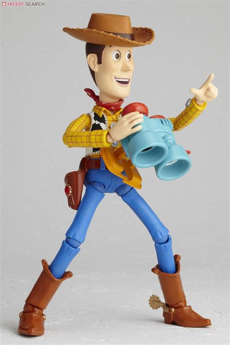 Robot Story Koboi Woody legacy of revoltech sci fi revoltech woody completed images list