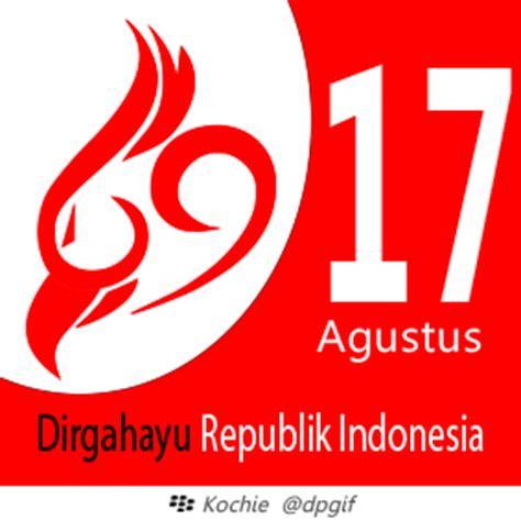 logo peringatan hut ke 69 kemerdekaan republik indonesia tahun dp bbm hut ri ke 72 spesial 17 agustusan 2017 kochie frog