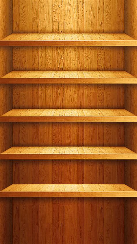 Shelf Wallpaper For Iphone 5 iphone 5 shelf iphone wallpaper hd