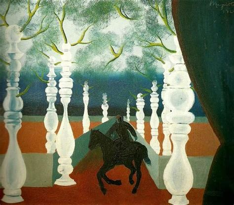 artist magritte biography ren 233 magritte le jockey perdu 1926 d u
