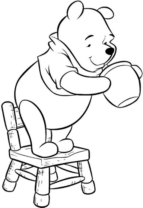 imagenes para colorear de winnie pooh para imprimir dibujos de winnie pooh para colorear pintar e imprimir gratis
