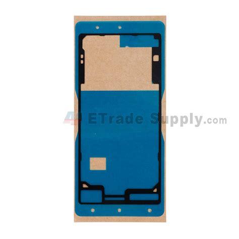 Baterai Batre Battery Sony Xperia M4 Aqua Original 100 sony xperia m4 aqua battery door adhesive etrade supply