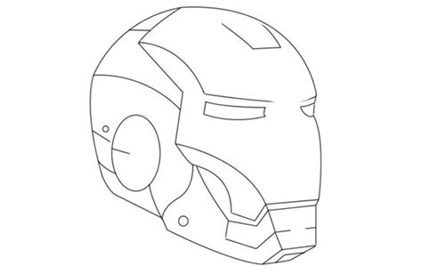 iron man helmet coloring pages paint an iron man s helmet digitally in photoshop