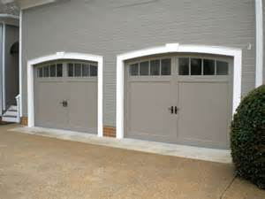 carriage style garage doors house ideas