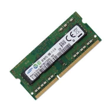 Ram 4gb Untuk Laptop Samsung jual samsung memori ram pc ddr3 4gb pc12800 harga kualitas terjamin blibli